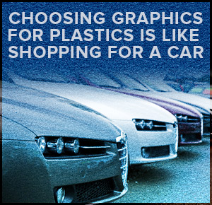 Choosing Graphics is Like Shopping for a Car