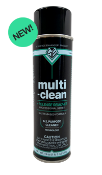Multi-Clean all Purpose Cleaner with Release Remover