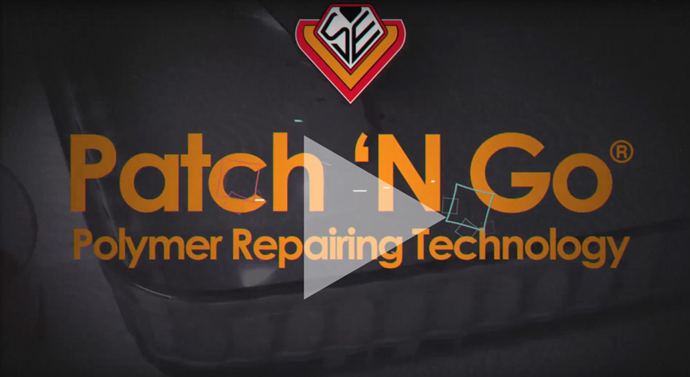 Patch N GO Polymer Repairing Technology