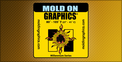Mold On Graphics Labeling Post Molded Plastics