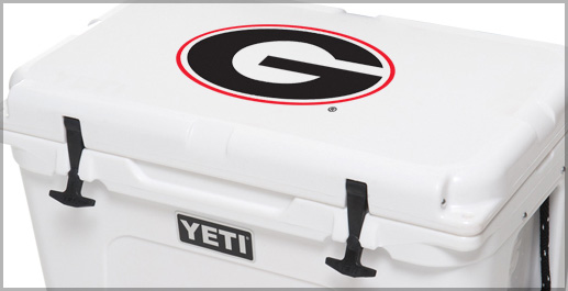 Mold On Graphics - YETI Coolers
