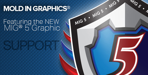Support for Mold In Graphics