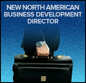 new North American Business Development Director Appointed