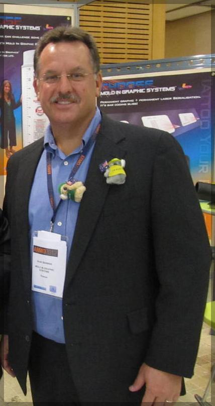 New Business Development Director Scott Saxman