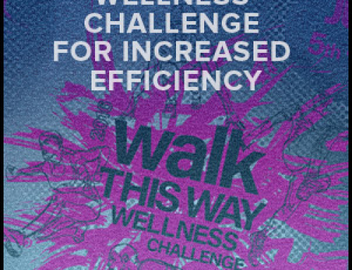 Wellness Challenge For Increased Efficiency