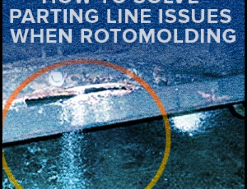 How To Solve Parting Line Issues When Rotomolding