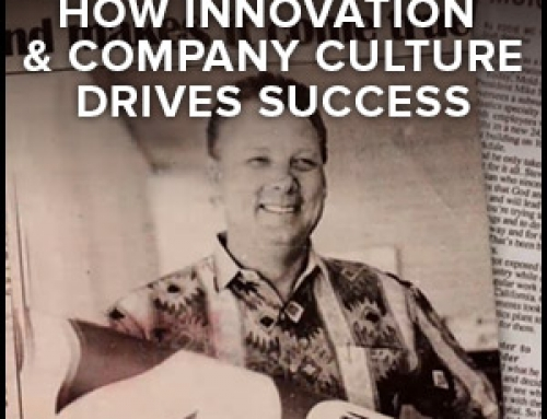 How Innovation & Company Culture Drives Success