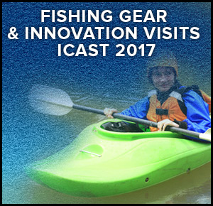 Fishing Gear & Innovation Visits ICAST 2017
