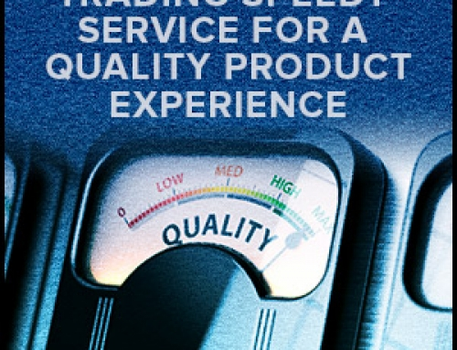 Creating A Quality Product Experience