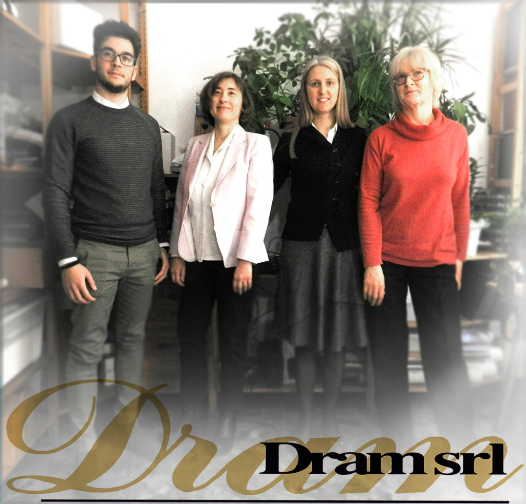 Mold in Graphic Systems Celebrates 25 Year Partnership with Dram srl
