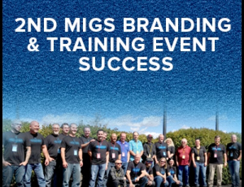 BOOM! Branding & Training Event Success