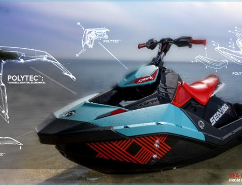 Powersports Products, Polyolefin Plastics & The Permanent Labels That Should Be Adorning Them