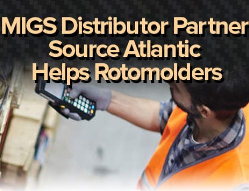 MIGS Distributor Partner Source Atlantic Helps Rotomolders