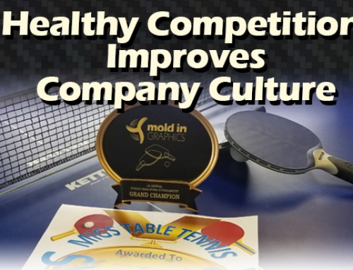 Healthy Competition Improves Company Culture