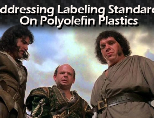 Addressing Labeling Standards On Polyolefin Plastic