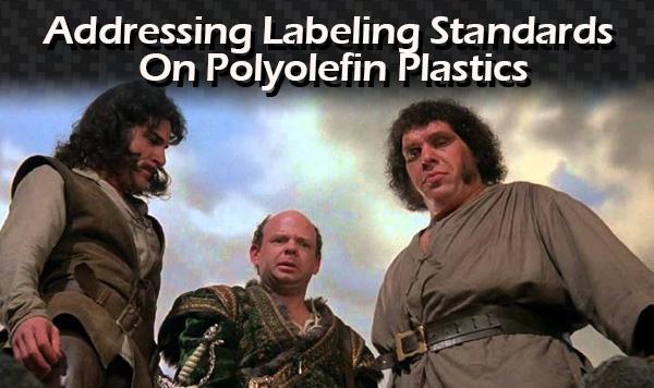 Addressing Labeling Standards On Polyolefin Plastics