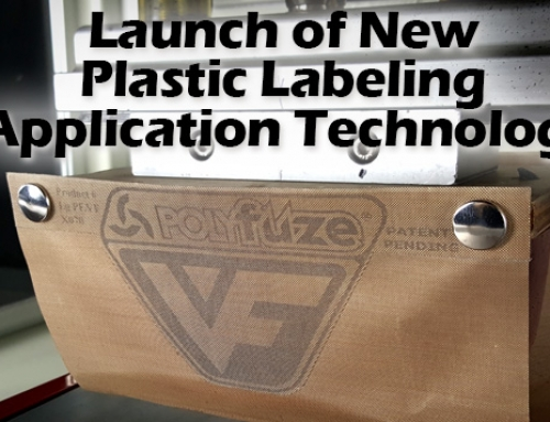 Launch Of New Plastic Labeling Application Technology