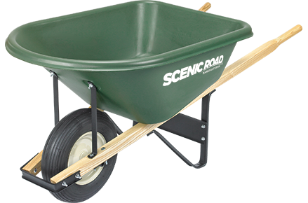 1119_ScenicRoad_Wheelbarrow-GreenG6-1R-logo
