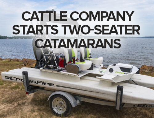 Cattle Company Starts Two Seater Catamarans