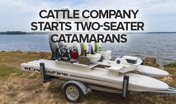 Cattle Company Starts Two-Seater Catamarans