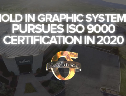 Mold In Graphic Systems Pursues ISO 9000 Certification In 2020