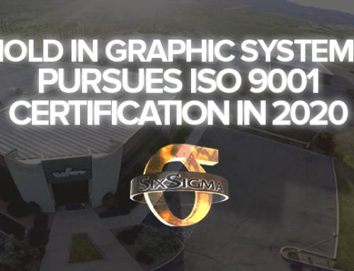 Mold In Graphic Systems Pursues ISO 9001 Certification In 2020