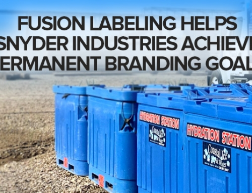 Fusion Labeling Helps Snyder Industries Solve Customer Labeling Problem