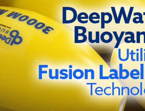 DeepWater Buoyancy Utilizes Fusion Labeling Technology